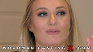 Белокурая Наталия на кастинге Вудмана - скриншот #2