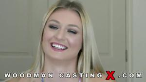 Белокурая Наталия на кастинге Вудмана - скриншот #6