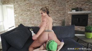 Сочная женщина и худая девушка - скриншот #8