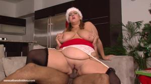 На Новый Год подарила себе секс с негром - скриншот #13