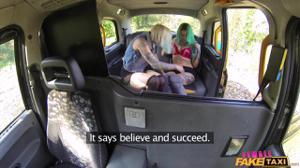 Когда водитель такси - бисексуальная женщина - скриншот #5