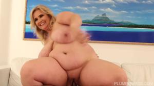 Кастинг жирной женщины - скриншот #15