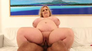 Кастинг жирной женщины - скриншот #16