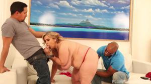 Кастинг жирной женщины - скриншот #7