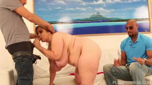 Кастинг жирной женщины - скриншот #8
