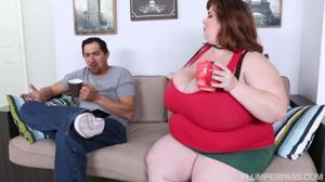 Удовлетворил жирную сестру жены - скриншот #1