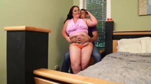 Большая бэйба занимается любовью - скриншот #7