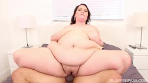 Толстячка расплатилась пиздой - скриншот #16