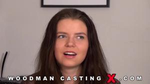 Marina Visconti на кастинге Вудмана - скриншот #1