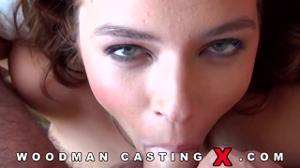 Marina Visconti на кастинге Вудмана - скриншот #14