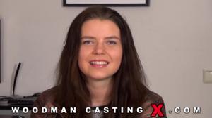 Marina Visconti на кастинге Вудмана - скриншот #2