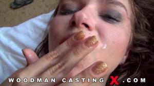 Marina Visconti на кастинге Вудмана - скриншот #21