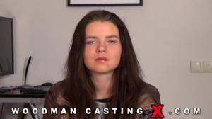 Marina Visconti на кастинге Вудмана - скриншот #3