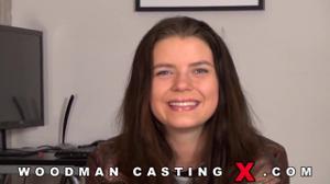 Marina Visconti на кастинге Вудмана - скриншот #4