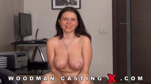 Marina Visconti на кастинге Вудмана - скриншот #8