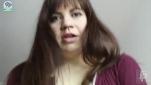 Отъебанная в рот и в киску скромная дамочка - скриншот #14