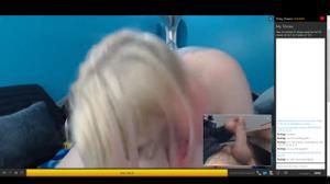 Вирт с грудастой красавицей блондинкой - скриншот #6