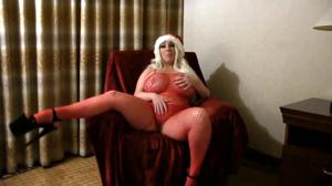 Сочная снегурка и Дед Мороз - скриншот #1