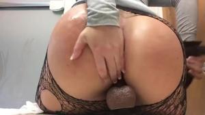 Секс игрушка для очаровательной попки - скриншот #15