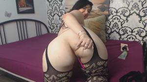 Женщина с округлыми формами тела - скриншот #16