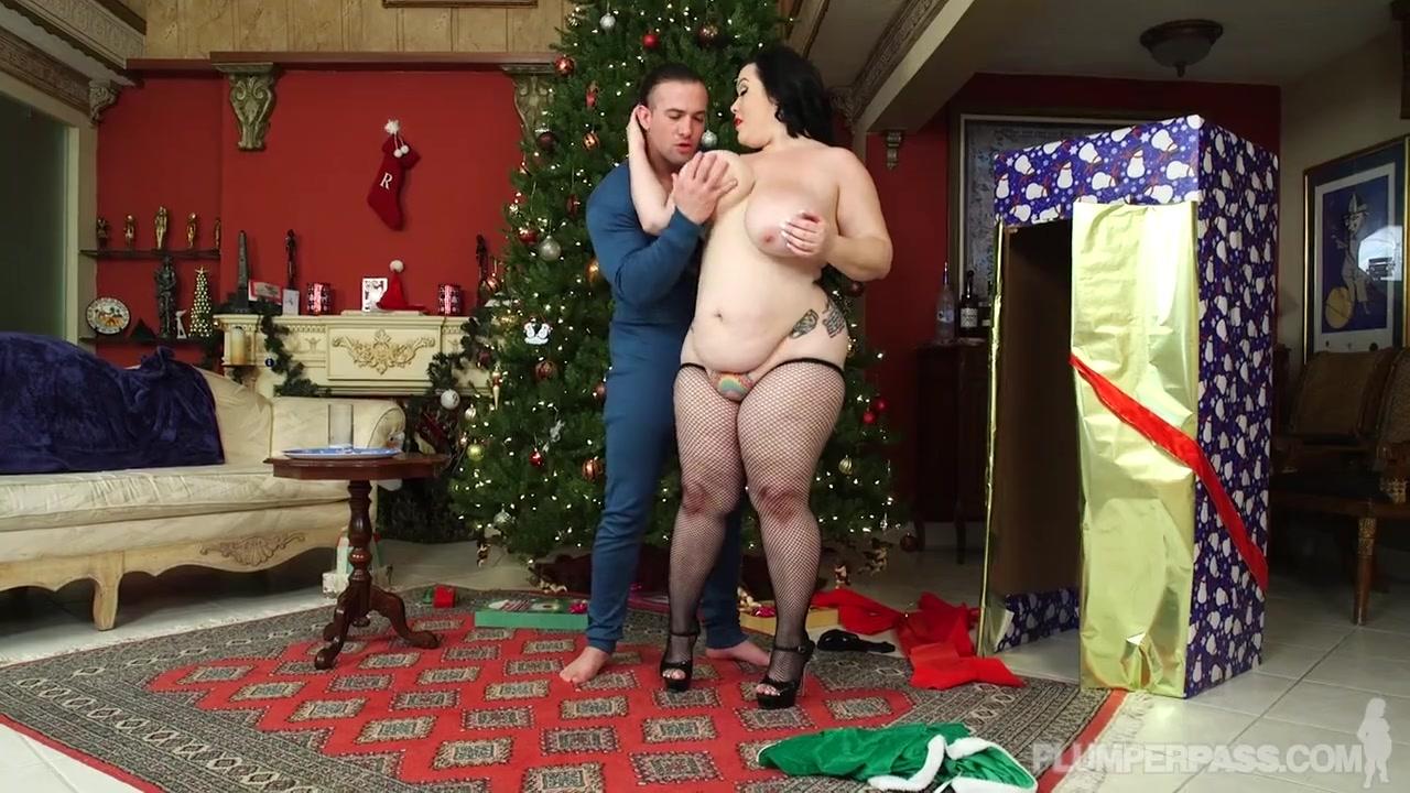 Новогодний сюрприз для одинокого мужика