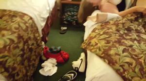 Проеб жирной бабы в номере отеля - скриншот #14