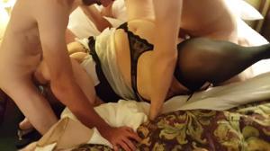 Проеб жирной бабы в номере отеля - скриншот #16