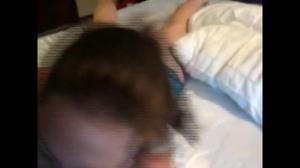 Женщина с округлой попкой трахается с негром - скриншот #4