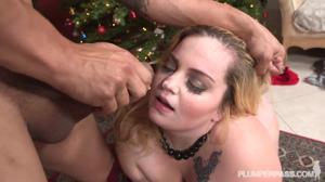 Секс с жирной под елочкой - скриншот #21
