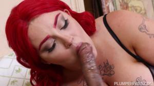 Жирная Наталия сношается с мужиной после душа - скриншот #8