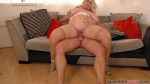 Секс с толстой эскортницей - скриншот #15