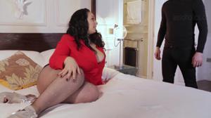 Сочная Анастасия принимает клиента - скриншот #2