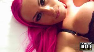 Секс крупным планом с Tamara Milano - скриншот #3