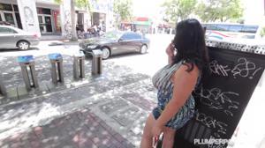 Сочную кубинскую шлюху трахнул очередной клиент - скриншот #2