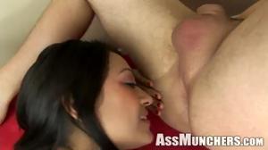 Взаимный римминг мужчины и женщины - скриншот #7